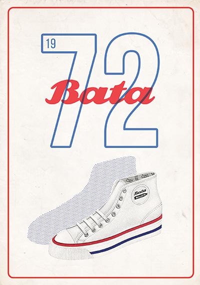 Bata Bullets - Legendární teniska je zpět!