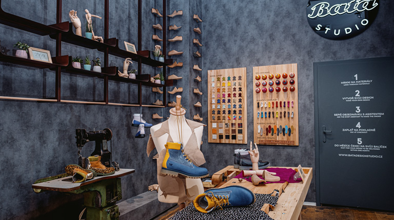 Baťa Design Studio