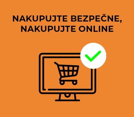 Nakupujte bezpečne