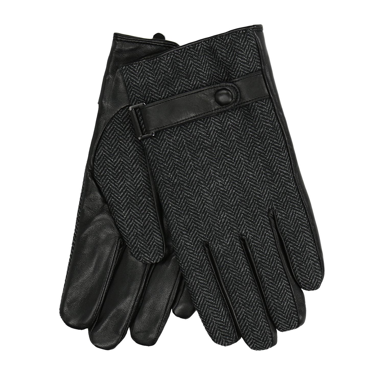 Pánské rukavice s páskem