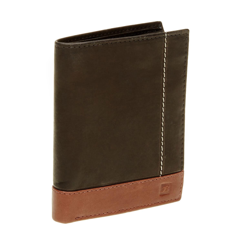 Pánská kožená peňaženka