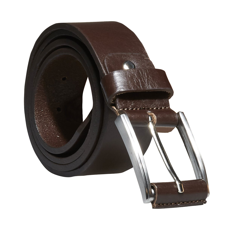Klasický kožený pásek