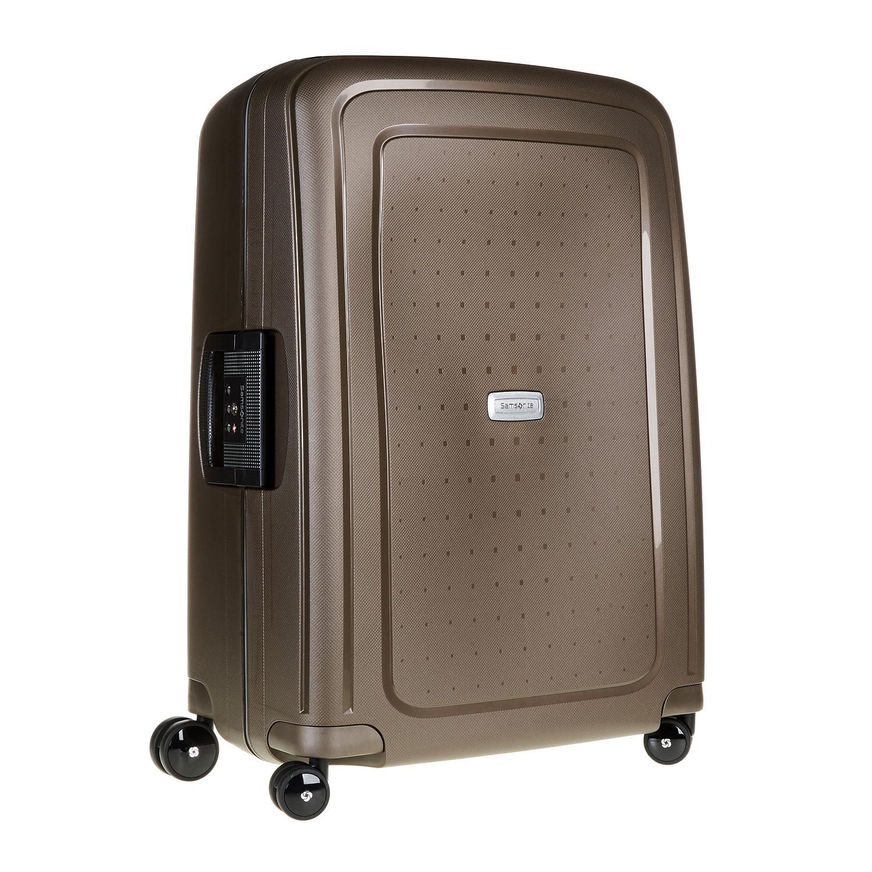 Kvalitní skořepinový kufr