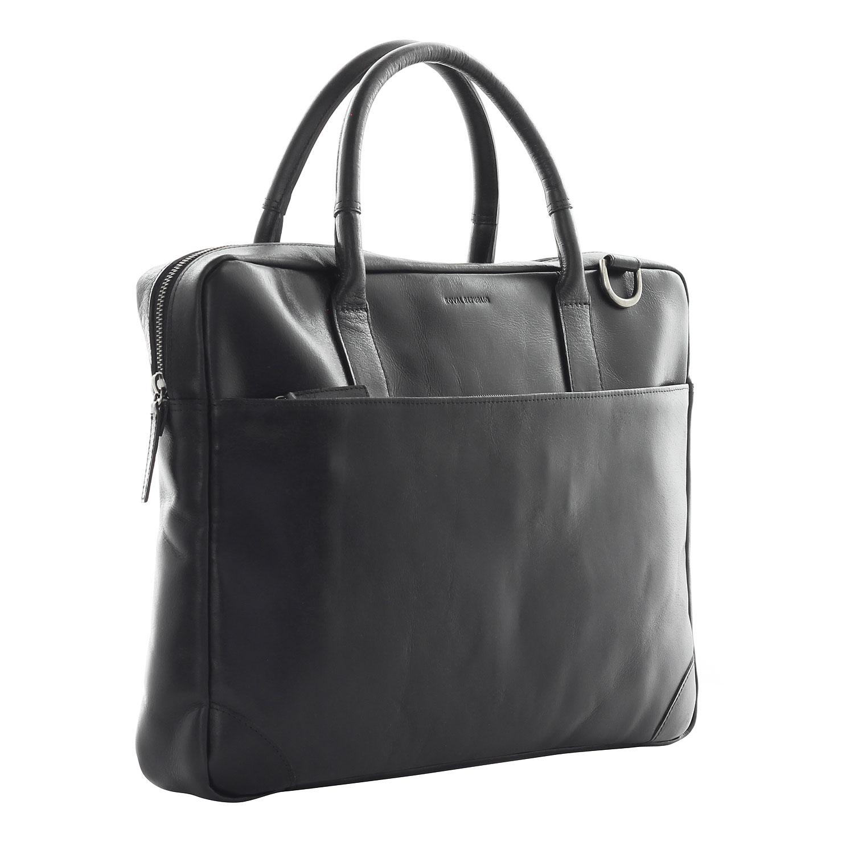 Kožená taška s popruhem