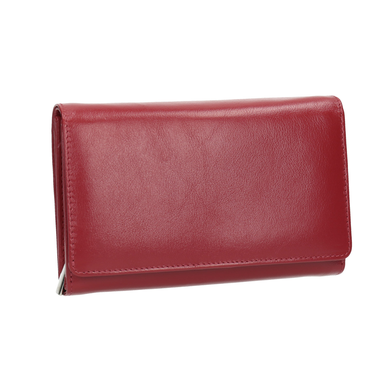 Kožená dámska peňaženka
