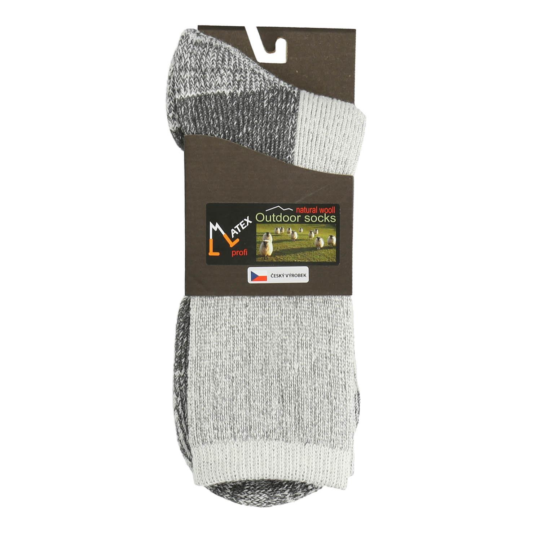 Pánske outdoorové ponožky