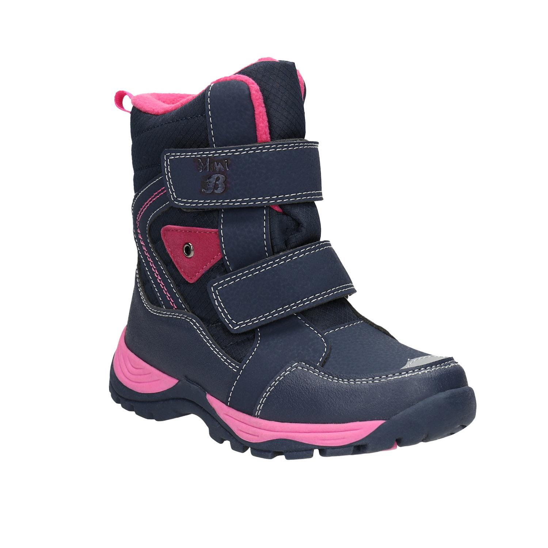 Dívčí zimní boty na suché zipy 881f0df613
