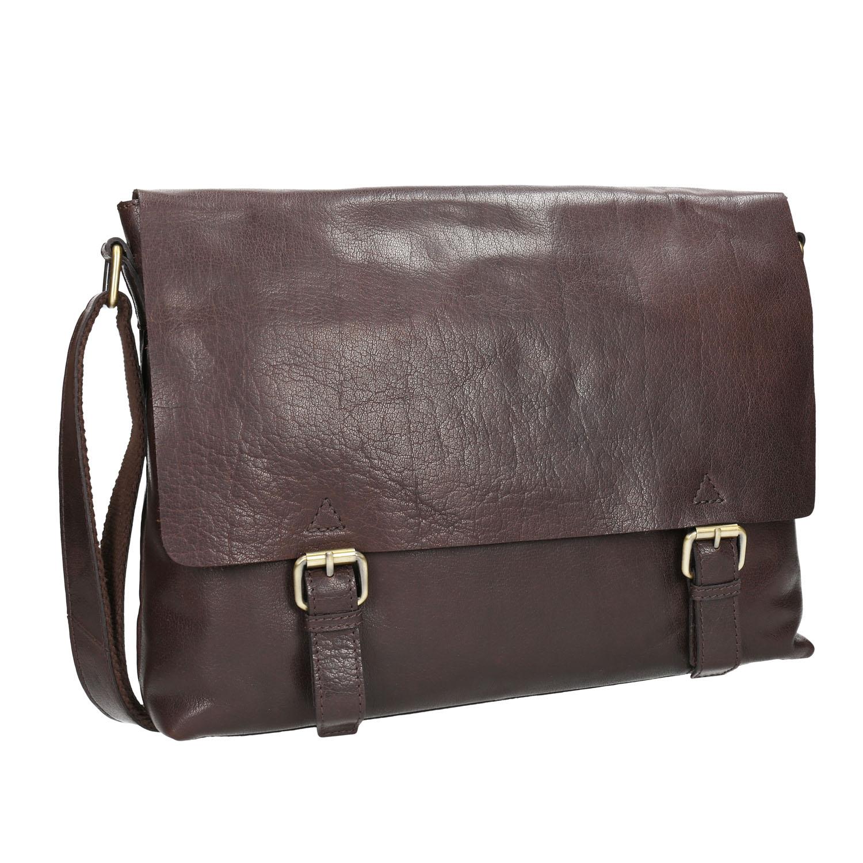 Kožená pánska taška