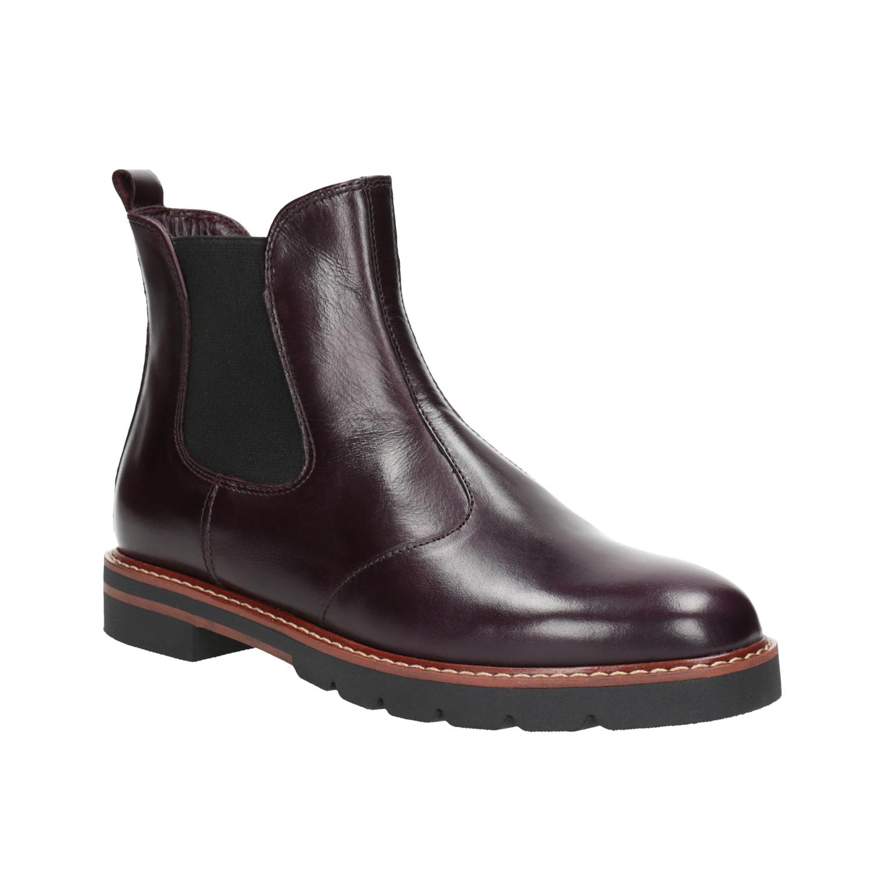 Kozene chelsea boots levně  0985883331