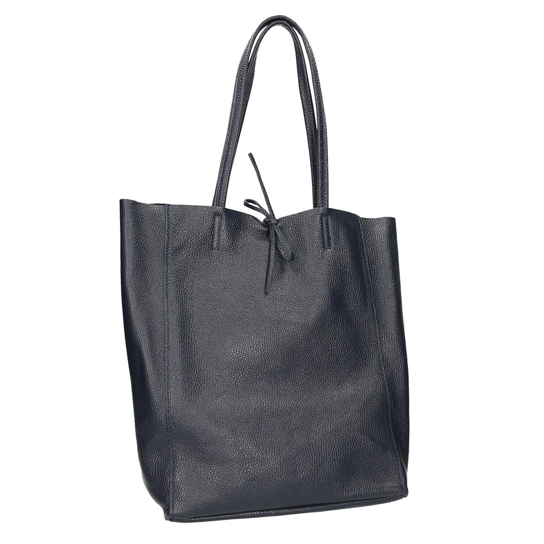 Kožená dámska Shopper kabelka