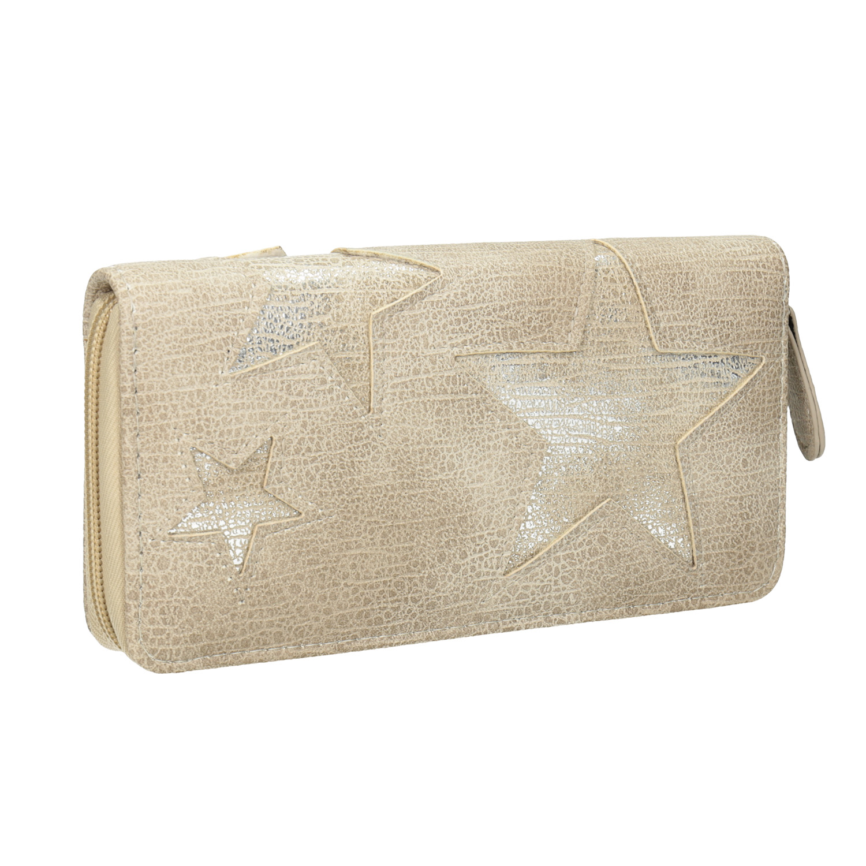 fa00867575e4 Dámska peňaženka s hviezdami