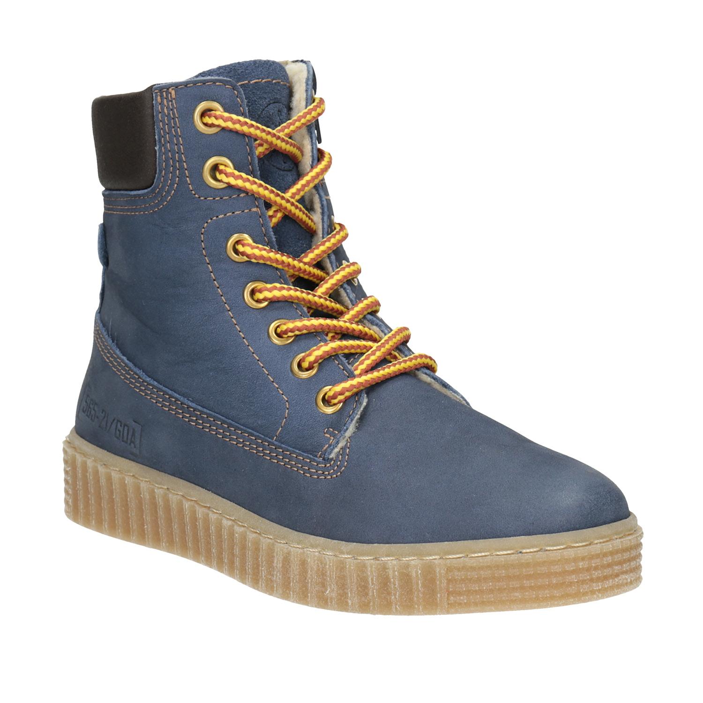 Dětská zimní obuv se zateplením a6bcb86129