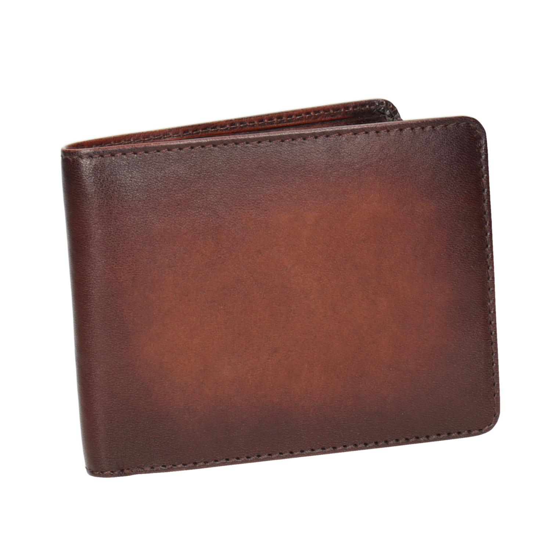 Pánska kožená Ombré peňaženka