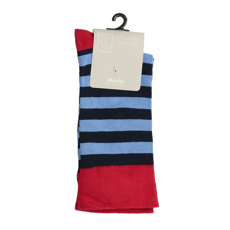 Panske ponozky pruhovane levně  8764f61028