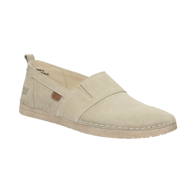 fc6c7467826 Kožená dámská Slip-on obuv