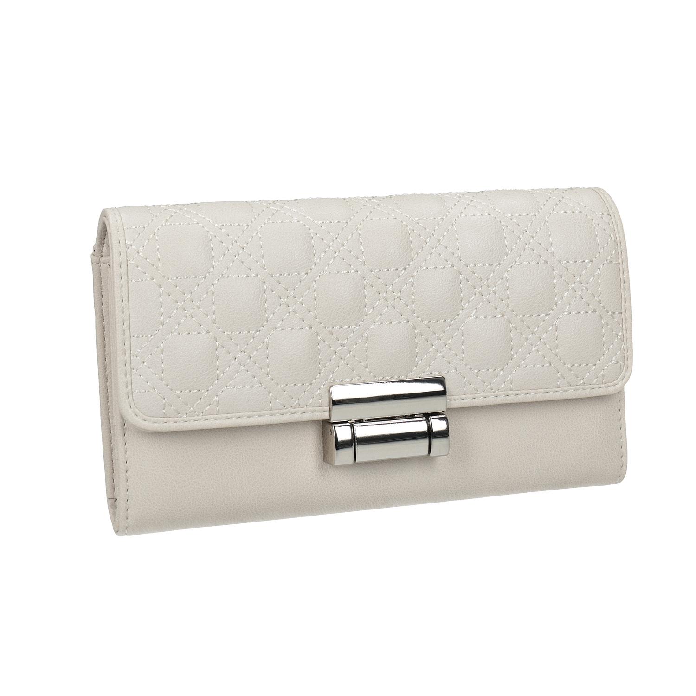Dámska peňaženka s prešitím