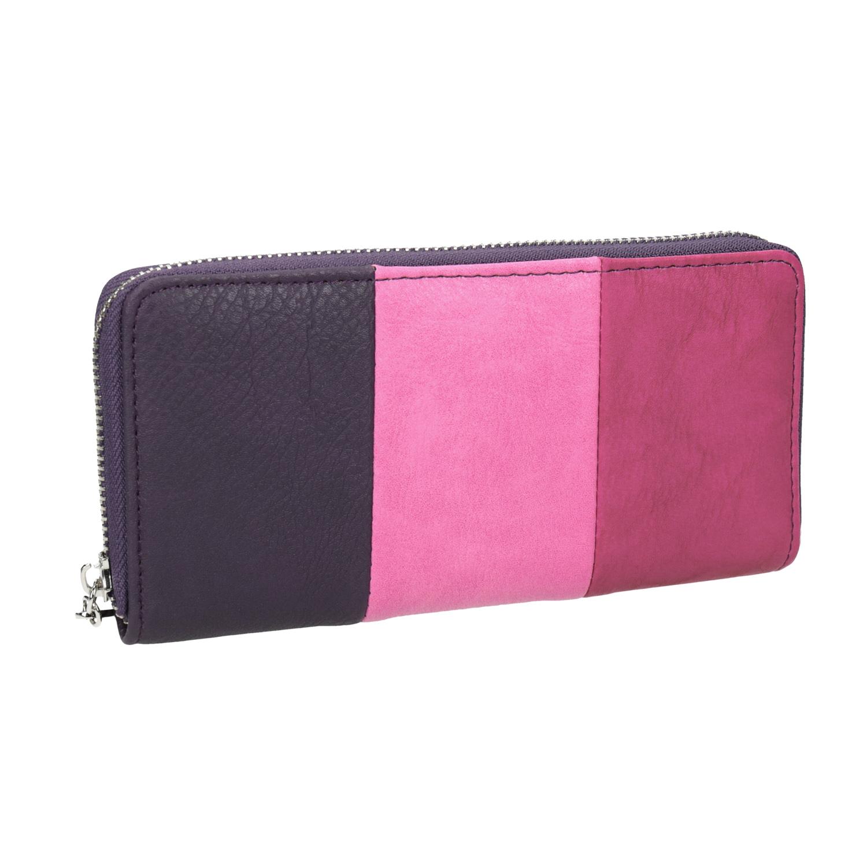 Dámska peňaženka na zips