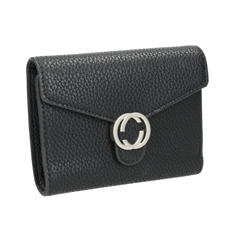 Dámska čierna peňaženka