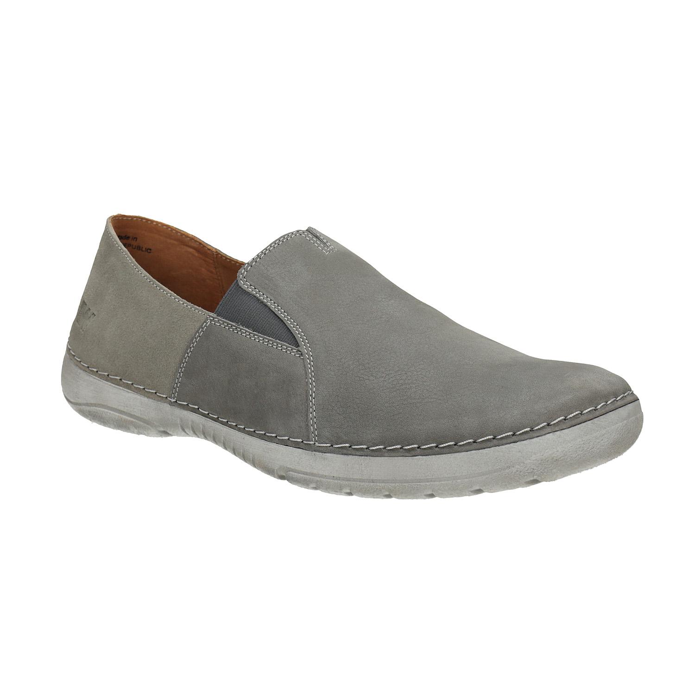 Pánské kožené Slip-on boty