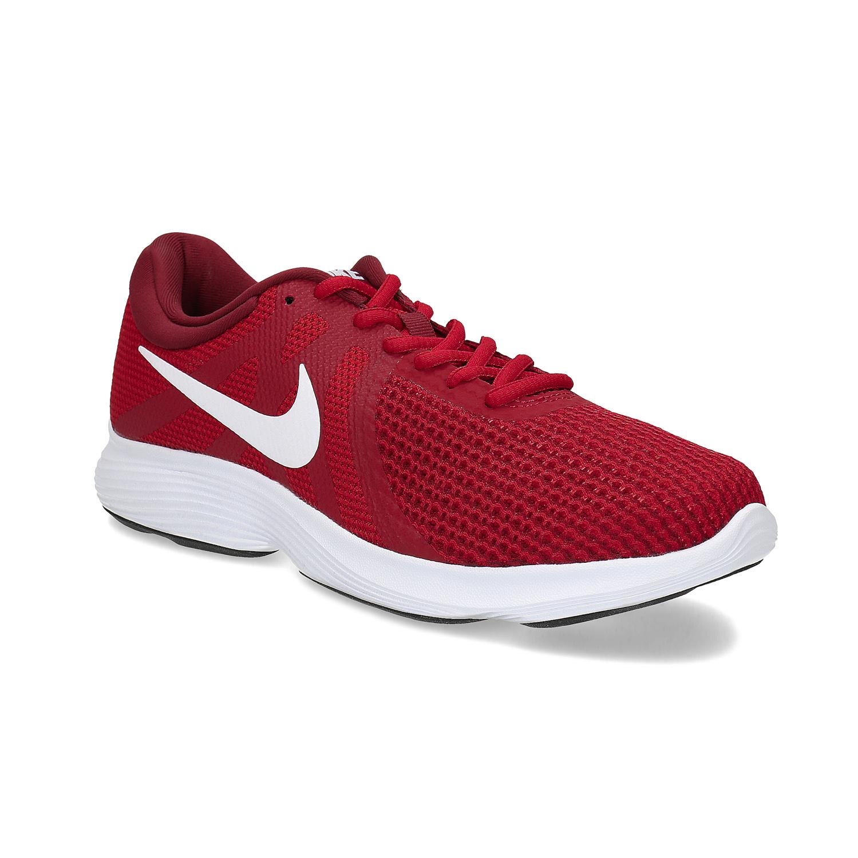 5213770c195 Červené pánské tenisky sportovního vzhledu