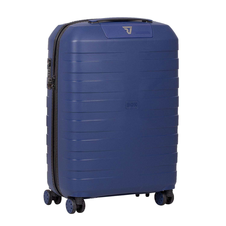 Menší cestovní kufr na kolečkách