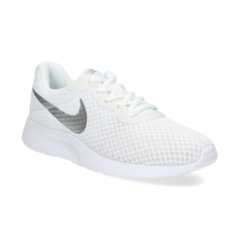 Bílé dámské tenisky