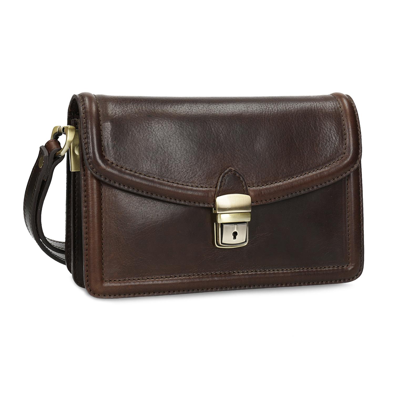 Kožená pánska taška do ruky