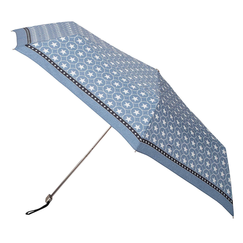 Modrý dáždnik s hviezdičkami edd93105e43