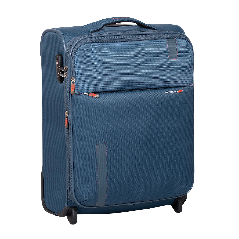 Palubní kufr tyrkysový