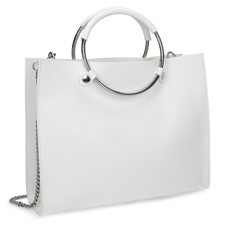 Dámská kabelka bílá