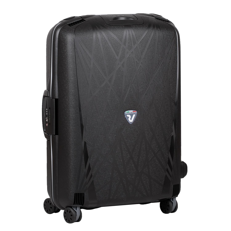 Velký skořepinový kufr na kolečkách
