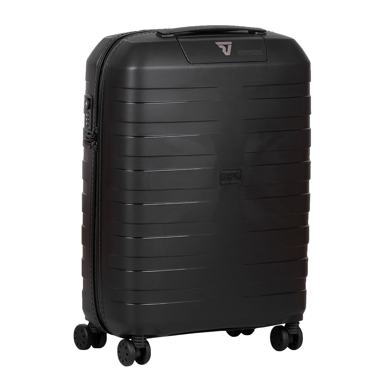 Malý skořepinový kufr na kolečkách