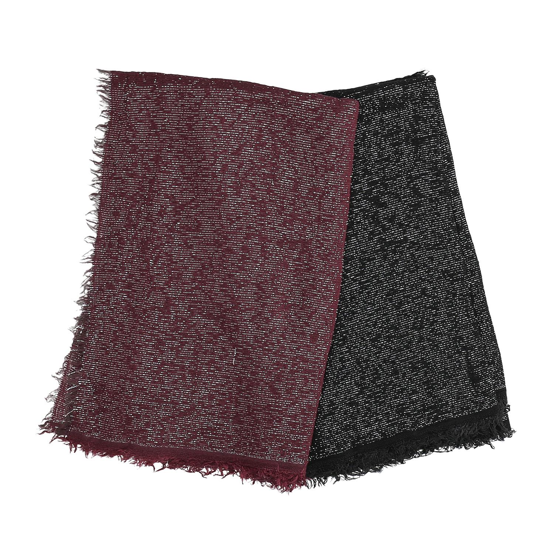 Dámský šátek s třásní