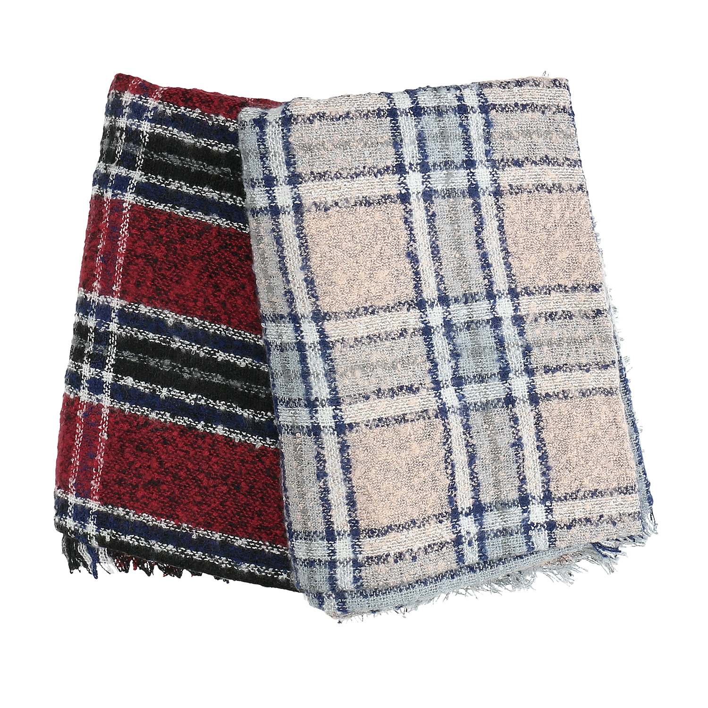 Károvaný šátek