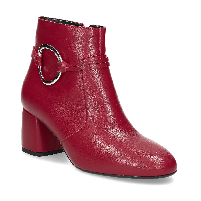 23e8839df6767 Sexy cervene damske clenkove topanky | Stojizato.sme.sk