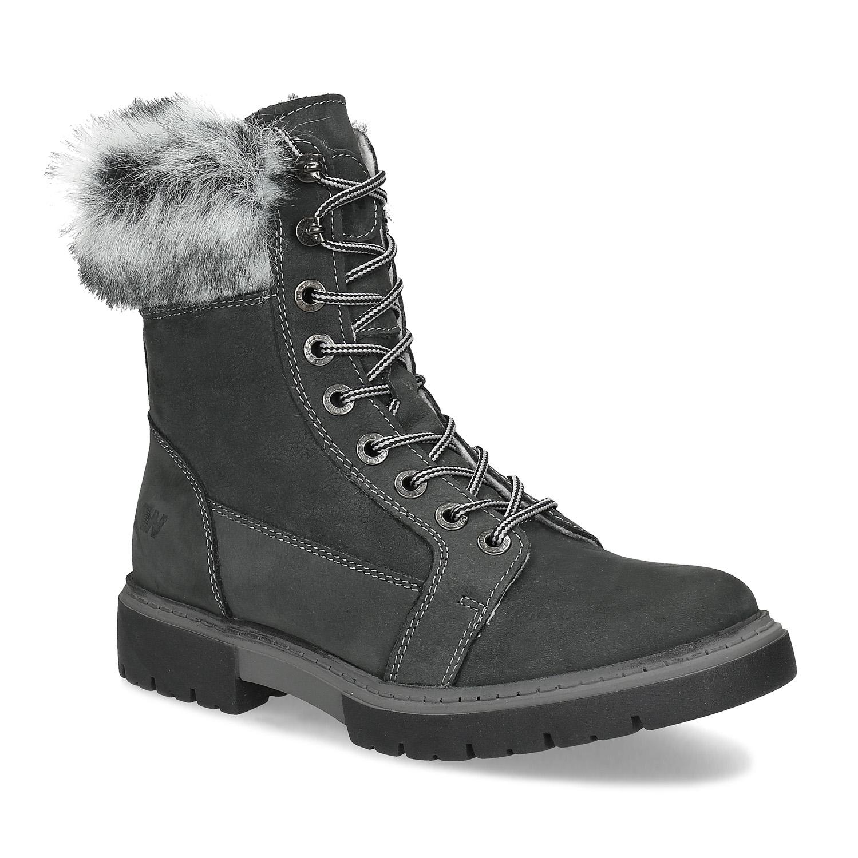 Zimni damske boty weinbrenner levně  af01eb5040