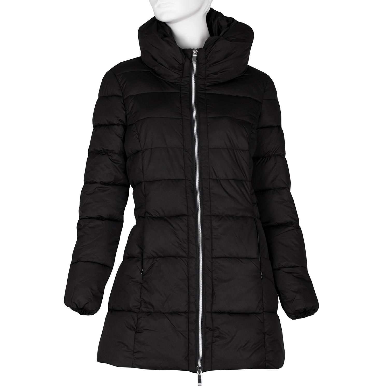 Dámska zimná bunda čierna