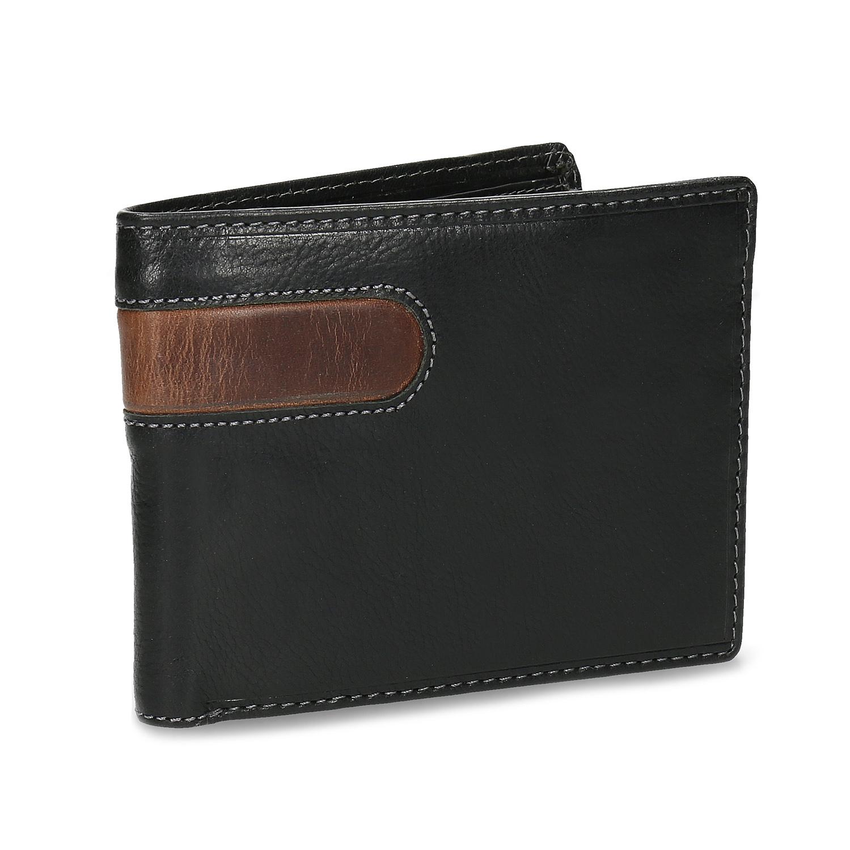 Kožená peňaženka s detailom