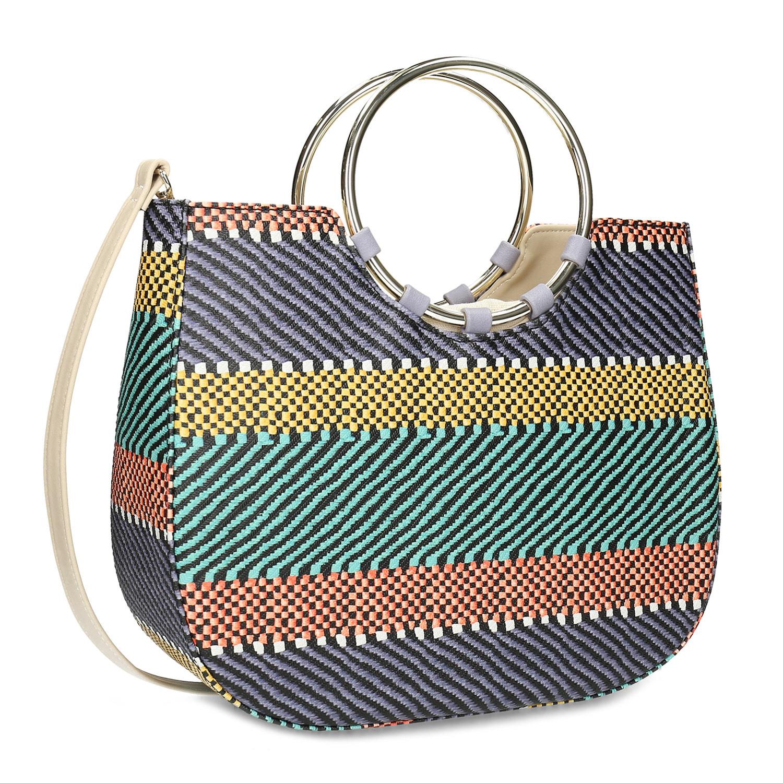 Dámska kabelka so vzorom