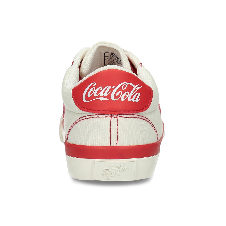 Dámské Coca-Cola tenisky s červenými detaily
