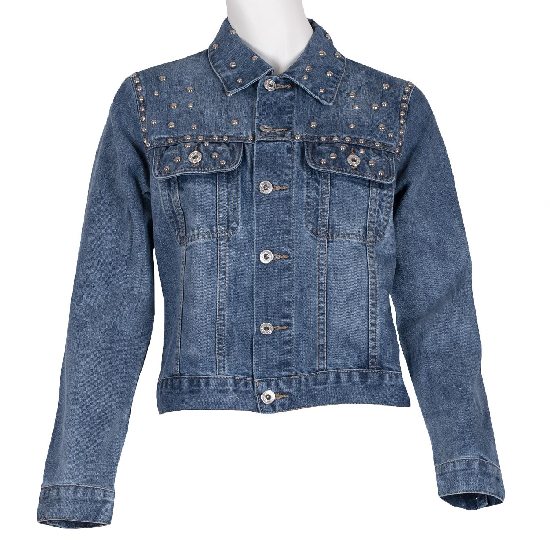 Dámska džínsová bunda