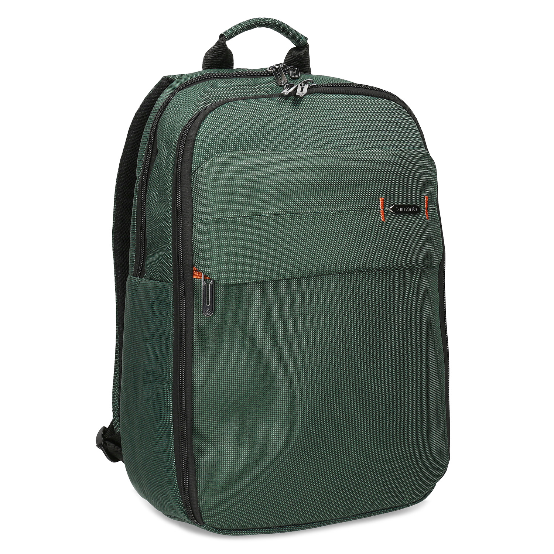 Veľký zelený cestovný batoh