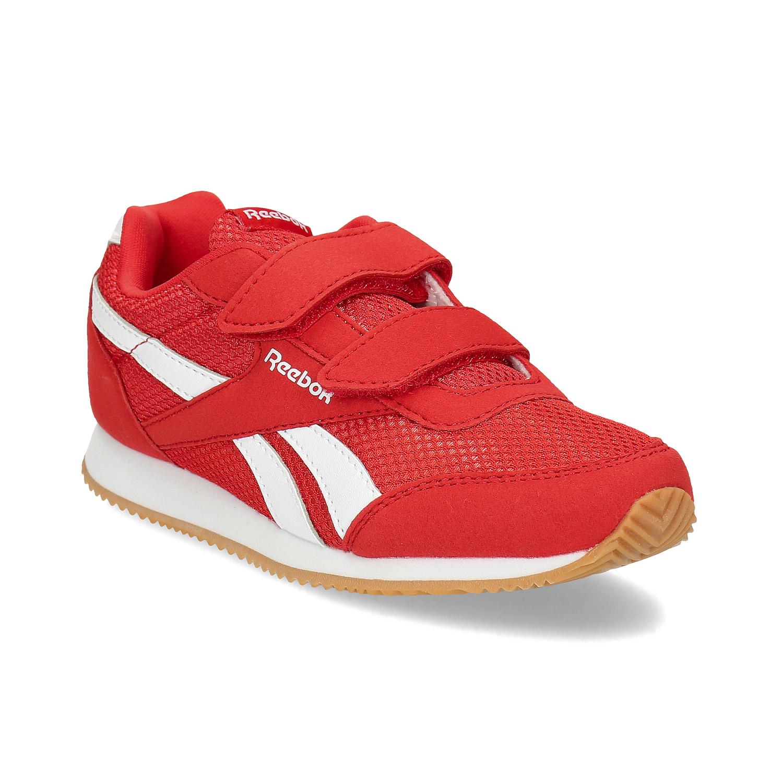 Červené detské tenisky
