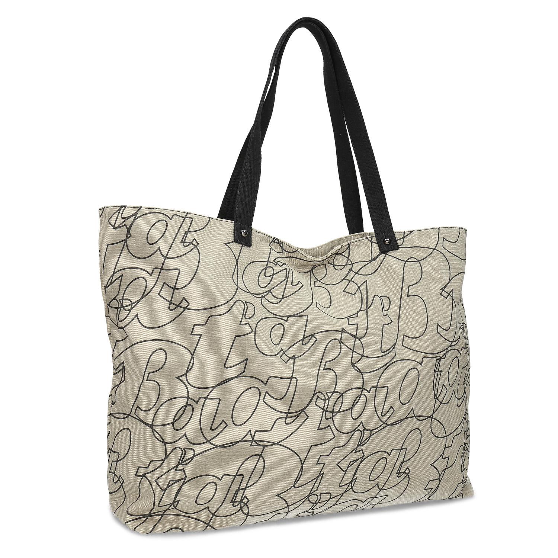 Dámska béžová kabelka s púzdrom