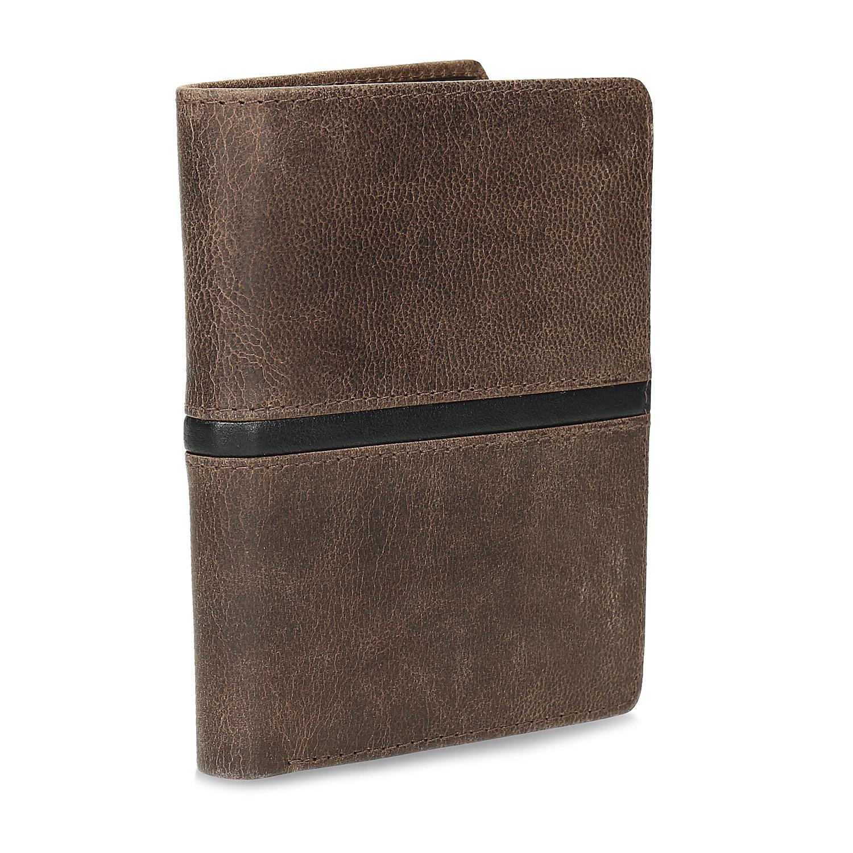 Pánska hnedá peňaženka